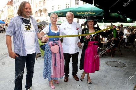Editorial image of Oktoberfest Munich, Germany - 19 Sep 2020
