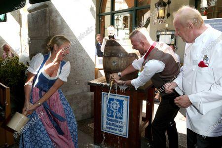 Editorial picture of Oktoberfest Munich, Germany - 19 Sep 2020