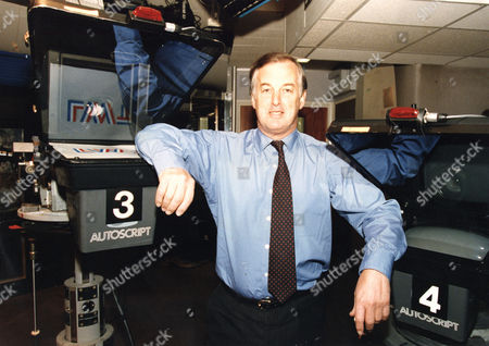 Sir Christopher Bland Chairman Of London Weekend Television Pictured In His Offices