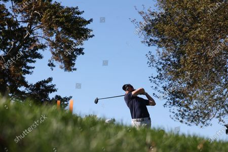 Editorial picture of 2020 US Open Golf Tournament, Mamaroneck, USA - 19 Sep 2020