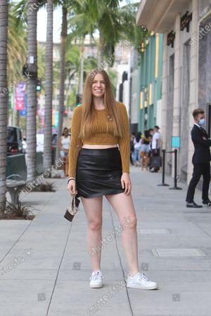 Stock Picture of Lauren Ashley
