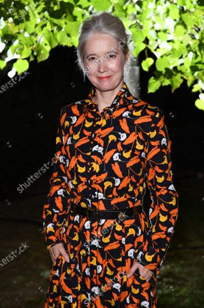 Editorial image of Mithridate: Anthropocene, Spring Summer 2021, London Fashion Week, UK - 19 Sep 2020
