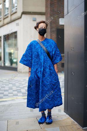 Street Style, Simone Rocha Dress