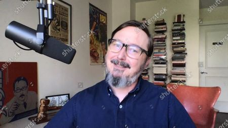 John Hodgman presents the Emmy for Outstanding Lighting Design/Lighting Direction for a Variety Series during the 2020 Creative Arts Emmy Awards telecast on at 8:00 PM EDT/5:00 PM PDT on FXX