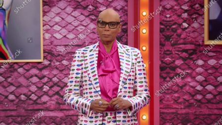 RuPaul presents the Emmy for Outstanding Documentary Or Nonfiction Series during the 2020 Creative Arts Emmy Awards telecast on at 8:00 PM EDT/5:00 PM PDT on FXX