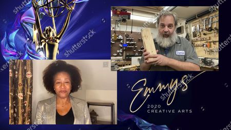 Editorial photo of 2020 Creative Arts Emmy Awards on FXX, Los Angeles, United States - 19 Sep 2020