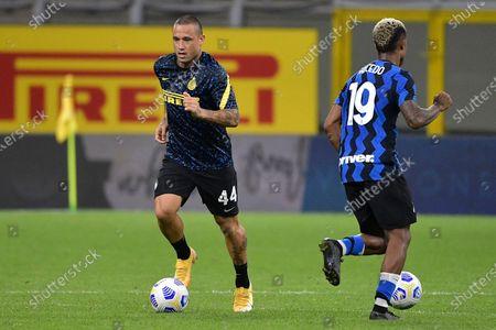Editorial picture of FC Internazionale v SC Pisa, Italian Serie A friendly match, Stadio San Siro, Milan, Italy - 19 Sep 2020