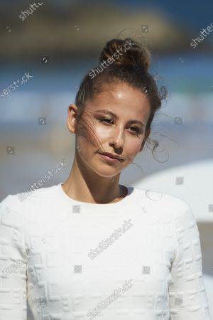 Irene Escolar during 68th San Sebastian International Film Festival at Kursaal Palace on in Donostia, San Sebastian, Spain