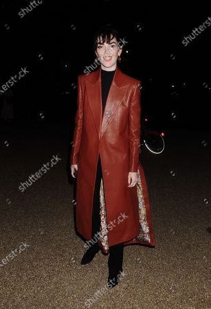 Editorial photo of Serpentine Gallery opening, London, UK - 19 Sep 2020
