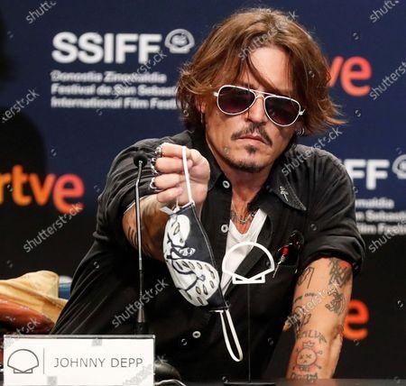 Editorial photo of Crock of Gold - 68th San Sebastian Film Festival, Spain - 19 Sep 2020