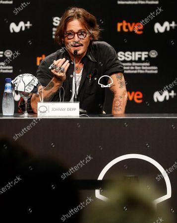 Editorial picture of Crock of Gold - 68th San Sebastian Film Festival, Spain - 19 Sep 2020
