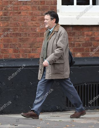 Stock Picture of ITV drama Viewpoint filming, Ian Puleston-Davies