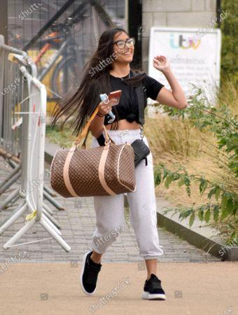 Tanisha Gorey who plays Asha Alahan