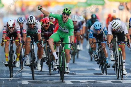 Editorial picture of Cycling Tour de , Paris, France - 20 Sep 2020