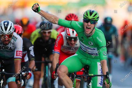 Editorial photo of Cycling Tour de , Paris, France - 20 Sep 2020
