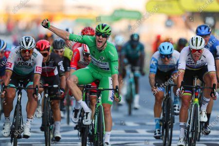 Editorial image of Cycling Tour de , Paris, France - 20 Sep 2020