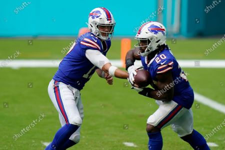 Editorial picture of Bills Dolphins Football, Miami Gardens, United States - 20 Sep 2020