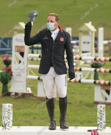 Editorial photo of Horse Trials at Burnham Market, Norfolk, UK - 20 Sep 2020
