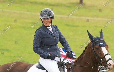 Editorial image of Horse Trials at Burnham Market, Norfolk, UK - 20 Sep 2020