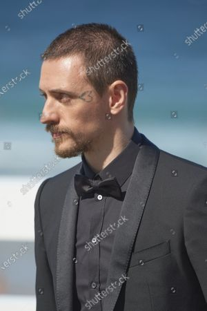 Sergei Polunin during 68th San Sebastian International Film Festival at Kursaal Palace on in Donostia, San Sebastian, Spain