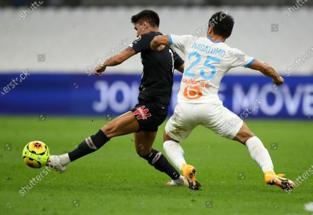 Editorial image of Soccer League One, Marseille, France - 20 Sep 2020