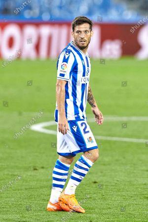 David Silva of Real Sociedad