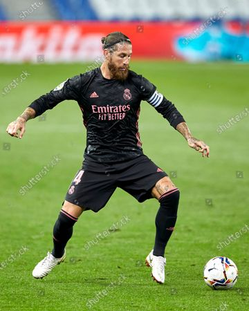 Sergio Ramos of Real Madrid C.F