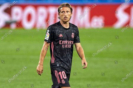 Luka Modric of Real Madrid C.F