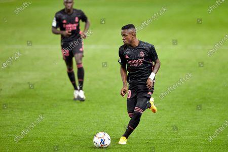 Vinicius Junior of Real Madrid C.F
