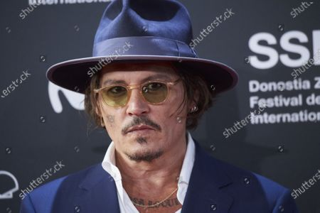 Stock Picture of Johnny Depp