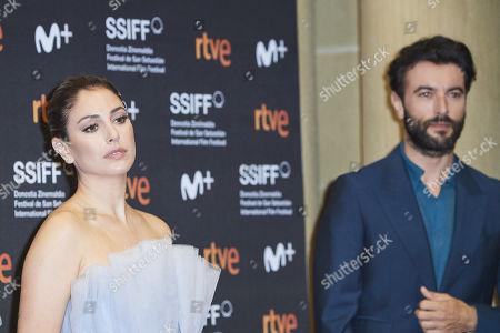 Editorial picture of 'El verano que vivimos' premiere, 68th San Sebastian International Film Festival, Spain - 20 Sep 2020