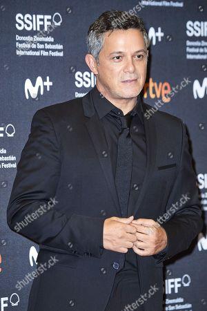 Stock Picture of Alejandro Sanz