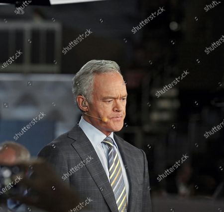 Stock Picture of Scott Pelley