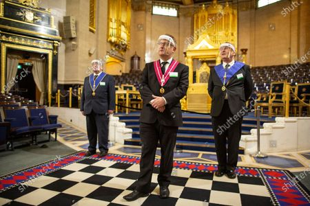 Editorial picture of Freemasons Hall opens doors to visitors, London, UK - 19 Sep 2020