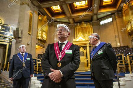 Editorial photo of Freemasons Hall opens doors to visitors, London, UK - 19 Sep 2020