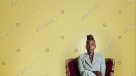 Issa Rae speaks during the 72nd Emmy Awards telecast on at 8:00 PM EDT/5:00 PM PDT on ABC