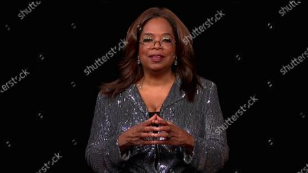 Oprah Winfrey presents the Governors Award during the 72nd Emmy Awards telecast on at 8:00 PM EDT/5:00 PM PDT on ABC