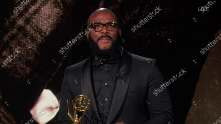 Editorial picture of 72nd Emmy Awards - Show, Los Angeles, United States - 20 Sep 2020