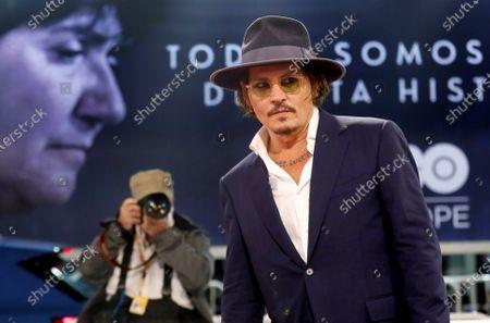 Editorial photo of San Sebastian International Film Festival, Spain - 20 Sep 2020