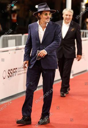 Editorial image of San Sebastian International Film Festival, Spain - 20 Sep 2020