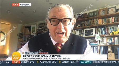 Prof. John Ashton