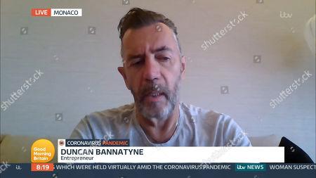 Editorial photo of 'Good Morning Britain' TV Show, London, UK - 21 Sep 2020