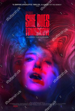 She Dies Tomorrow (2020) Poster Art