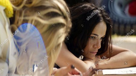Michelle Rodriguez as Sky