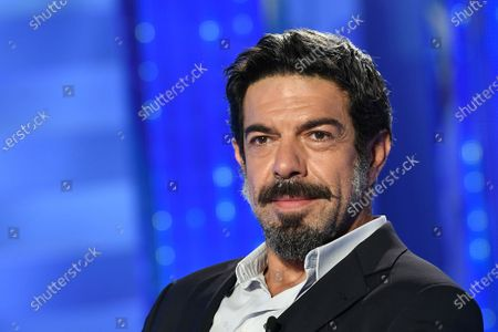 Editorial photo of 'Sunday' TV show, Rome, Italy - 20 Sep 2020