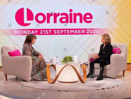 Lorraine Kelly, Felicity Kendal