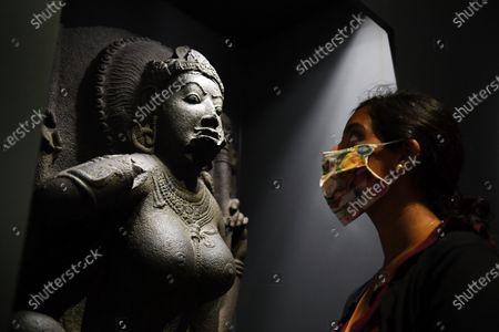 'Tantra: Enlightenment to Revolution' exhibition, British Museum, London