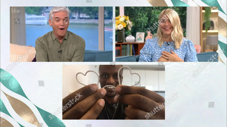 Phillip Schofield, Holly Willoughby and Magical Bones
