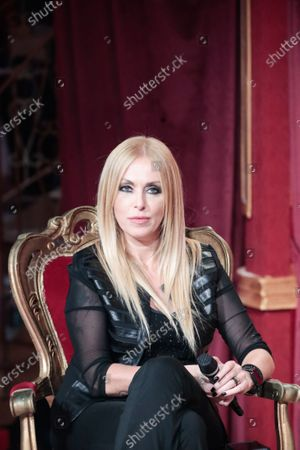 Editorial photo of 'Dancing with the stars' TV Show, Rome, Italy - 19 Sep 2020