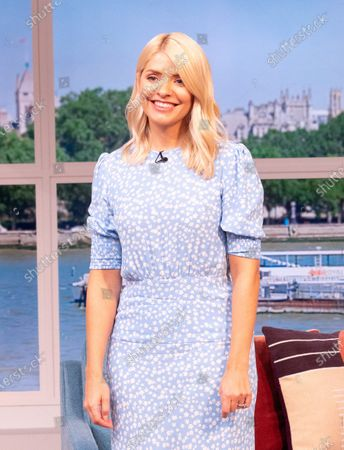 Redakční snímek na téma 'This Morning' TV Show, London, UK - 21 Sep 2020